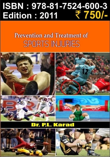 Prevention and Treatment of Sports Injuries Books