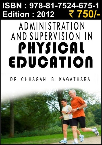 Administration & Supervision in Physical Education