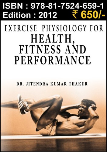 Exercise Physiology for Health, & Performaance