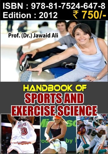 Handbook of Sports & Exercise Science