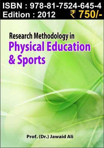 Research Methodology in Physical Education & Sport