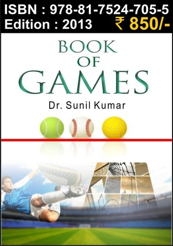 Books of Games