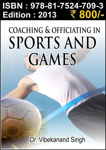 Coaching and Officiating in Sports and Games