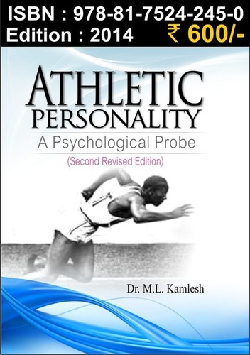 Athletic Personality - A Psychological Probe