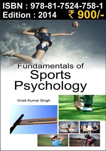Fundamentals of Sports Psychology
