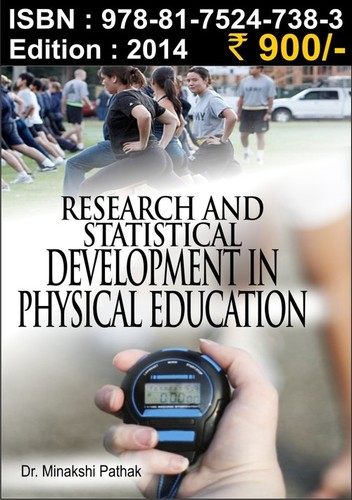 R & D in Physical Education Books