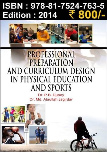 Professional Preparation and Curriculum Design