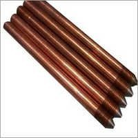 Copper Bonded Steel Electrode
