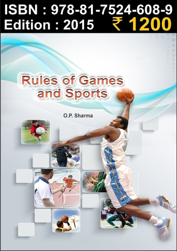 Rules of games and sports