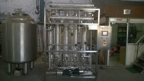 Multiple Column Distillation