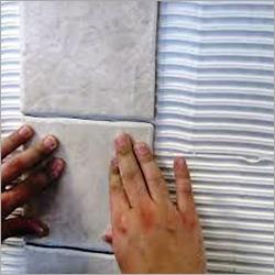 White Tile Adhesives