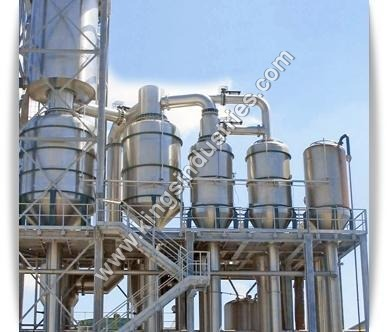 Mechanical Evaporators