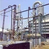 Mechanical Evaporator for Zero Liquid Discharger