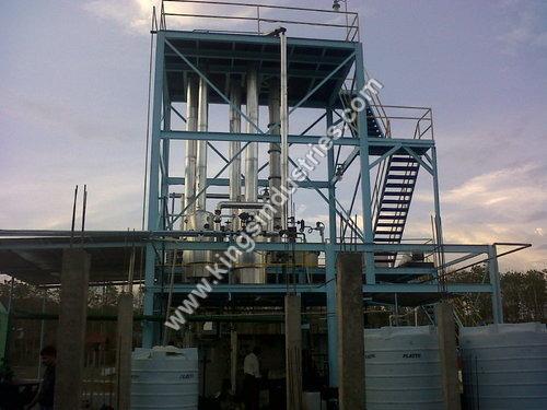 Wastewater Evaporators- MEE