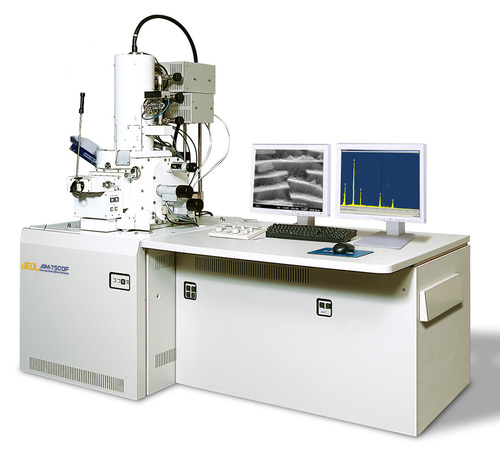 Scanning Electron Microscopy - SEM