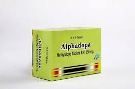 Alphadopa 250mg - Methyldopa