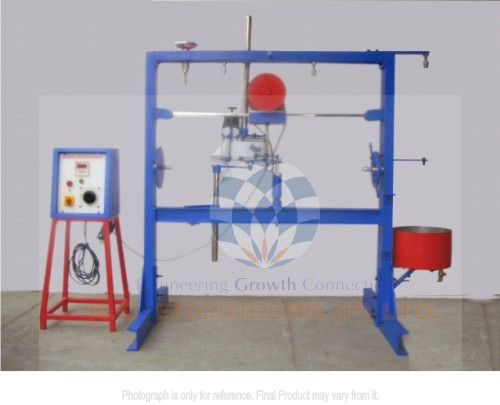 UNIVERSAL VIBRATION APPARATUS (Free & Forced Vibration System)