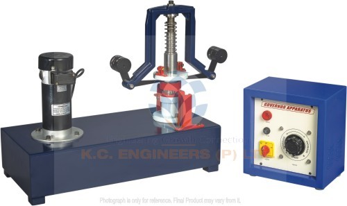 Universal Governor Apparatus (With Stainless Steel Shaft)