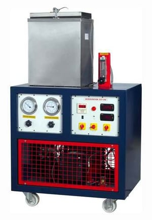 Refrigeration Test Rig / Vapour Compression Cycle Trainer / Water Cooler Test Rig