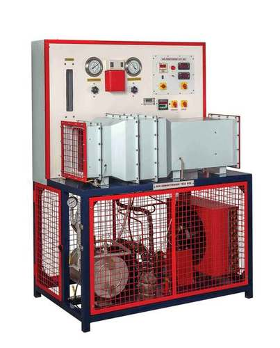 Air-conditioner Test Rig With Humidification & Dehumidification System