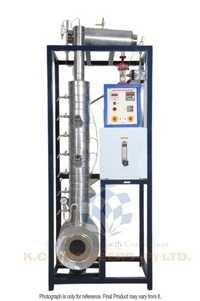 CONTINUOUS SIEVE PLATE DISTILLATION COLUMN