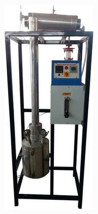 Simple Batch Distillation Setup