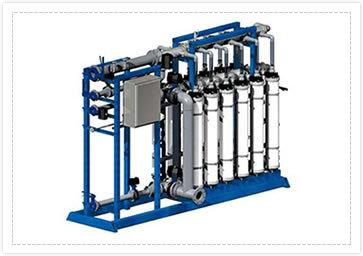 Nano Filteration Plant