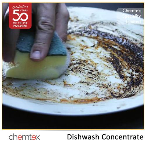 Dishwash Concentrate