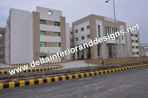 ALLOPATHIC MEDICAL COLLEGE ( U.P, Banda) Project Images