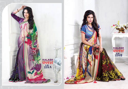 Morden Fancy Sarees