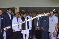 ALLOPATHIC MEDICAL COLLEGE ( U.P, Banda)  UP CM Mr. Akhilesh Kumar Yadav Inaugurated