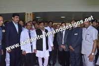 ALLOPATHIC MEDICAL COLLEGE ( U.P, Banda)  UP CM Mr. Akhilesh Kumar Yadav Inaugurated