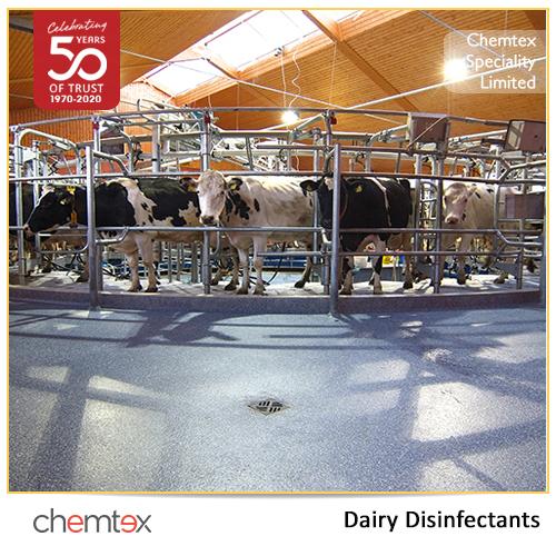 Dairy Disinfectants