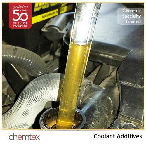 Coolant Additives