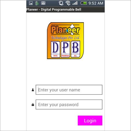 Phone Application Development