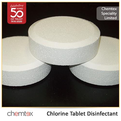 Chlorine Tablet Disinfectant