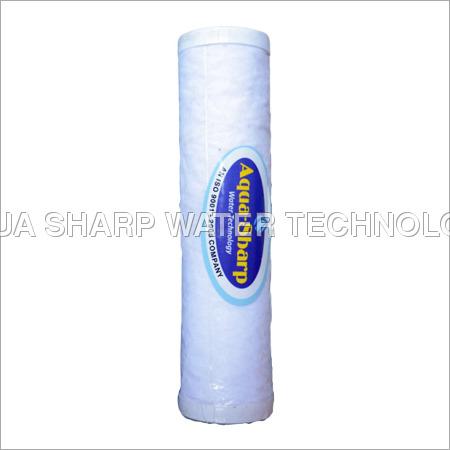 Aqua Sharp 1 Micron Candle