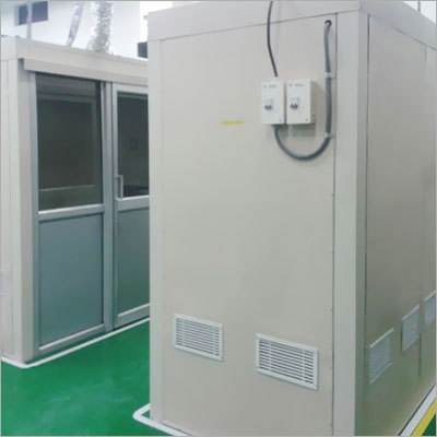 Fire Proof Chamber