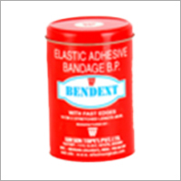 Adhesive Bandage Tin Container