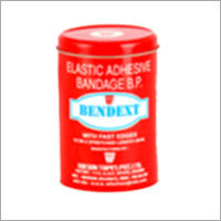 Crepe Bandage Tin Container