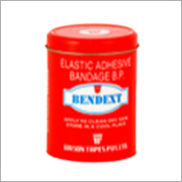 Bandage Tin Metal Container