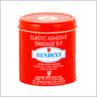 Adhesive Metal Tin Container