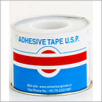 Adhesive Metal Cover & Plastic Spool