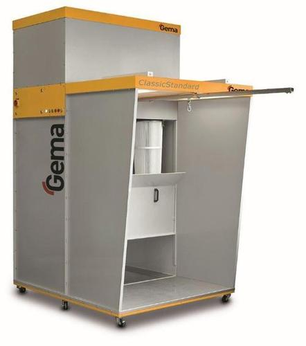 Automatic Powder Booth