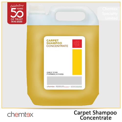 Carpet Shampoo Concentrate