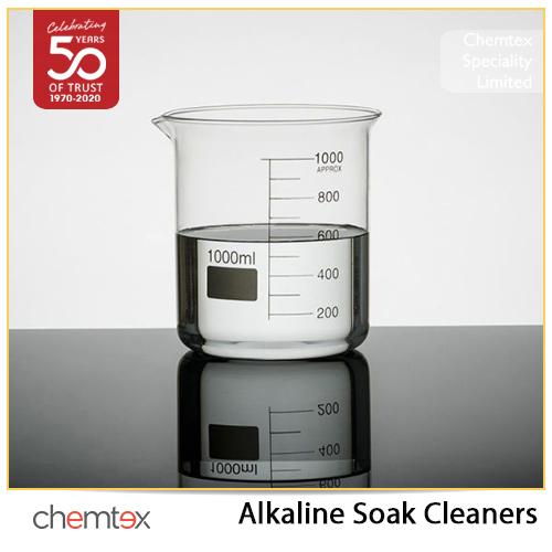 Alkaline Soak Cleaners