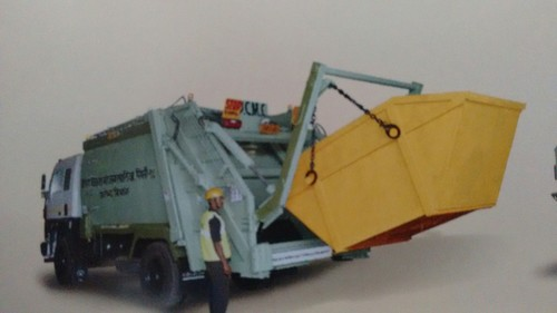 Rear End Loading Compactor