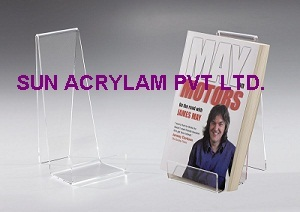 Acrylic Book Holder