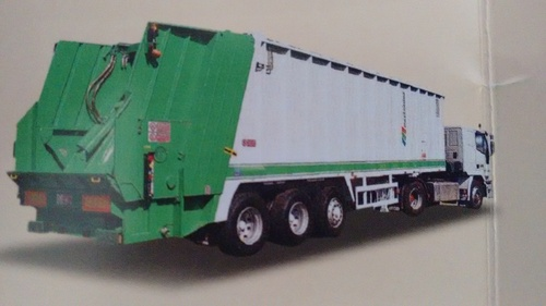 Solid Waste Collection & Tranportation Equipment