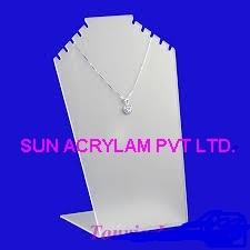 Acrylic Jwellery Display